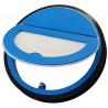 Dokonalá těsnost klapky KPK je zajištěna silikonovou membránou. V klidovém režimu je stabilní dosednutí membrány podpořeno magnetem, aby byla eliminována možnost nechtěného mžikového otevírání zpětné klapky, například při poryvech větru. Přítlačná síla magnetu je seřiditelná a lze ji snadno nastavit dle způsobu použití. Instalace je velmi snadná. Zpětnou klapku stačí vložit do potrubí odpovídajícího průměru, fixaci její polohy a zároveň obvodovou těsnost zajišťuje dvojitá gumová manžeta. Klapka může být použita ve svislém i vodorovně vedeném potrubí. Zpětná klapka KPK je vhodná zejména pro použití v bytových domech, kde při zaústění digestoře nebo jiných odvětracích zařízení do společné šachty často dochází ke zpětnému pronikání pachů ze sousedních bytů. Upozornění: zpětná klapka vždy do určité míry zmenšuje průtočnou plochu potrubí. Při jejím použití v rámci odtahového systému digestoře je proto třeba vždy použít klapku o průměru nejméně 150 mm. V opačném případě může u výkonných digestoří docházet k omezení výkonu a zvýšení hlučnosti.