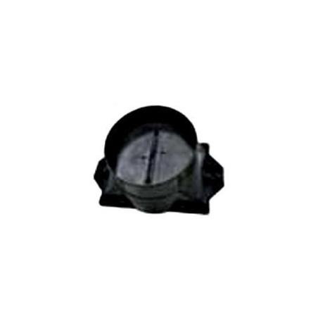 Příruba a zpětná klapka CATA 125 mm