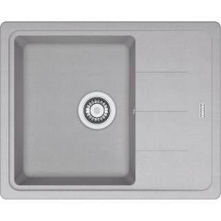 Kuchyňský dřez Franke Basis BFG 611-62 Stříbrná 114.0285.116