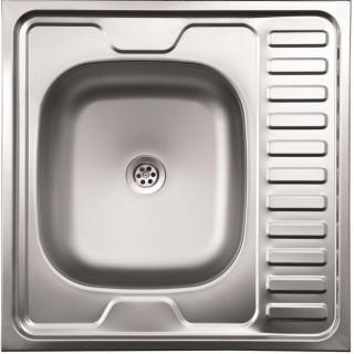 Kuchyňský dřez Sinks CLP-C 600.600 M 0,5 mm, matný