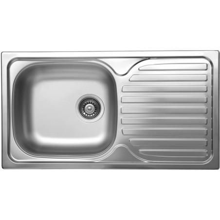 Kuchyňský dřez Sinks Classic 780 V 0,5 mm, matný