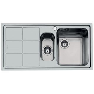 Kuchyňský dřez Foster 3000 1363 061 pravý leštěný