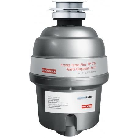 Drtič odpadu Franke Turbo Plus TP-75