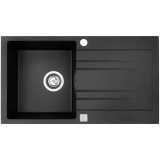 Kuchyňský Dřez Sinks Rapid 780 Granblack 30 Za 2951 Kč E Shop Trendocz